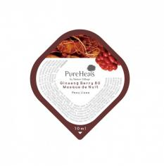 НОЩНА МАСКА капсула PUREHEALS Ginseng Berry 80 Overnight Mask 10 мл