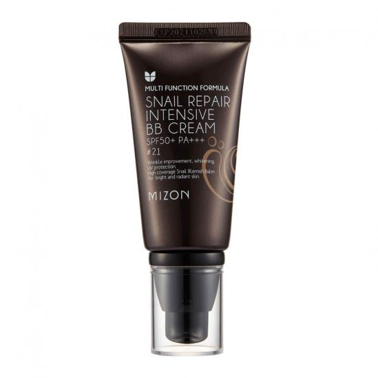 ББ Крем за Лице Mizon Snail Repair Intensive BB Cream