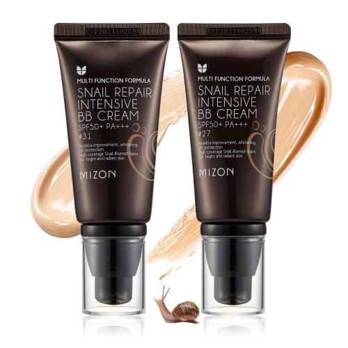 ББ Крем за Лице Mizon Snail Repair Intensive BB Cream  27-31