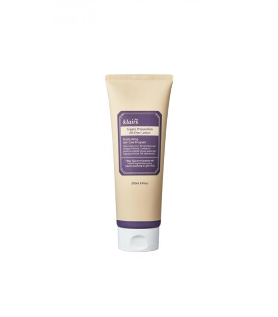 [KLAIRS] Supple Preparation All-Over Lotion 250 мл