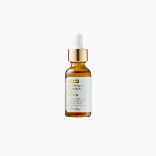 Ампула за Лице By Wishtrend Polyphenols in Propolis 15% Ampoule