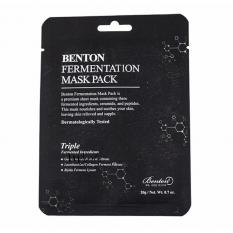 Шийт Маска Benton Fermentation Mask Pack 20g