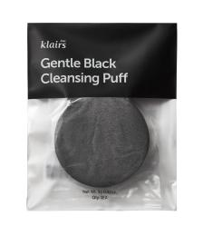 Gentle Black Cleansing Puff
