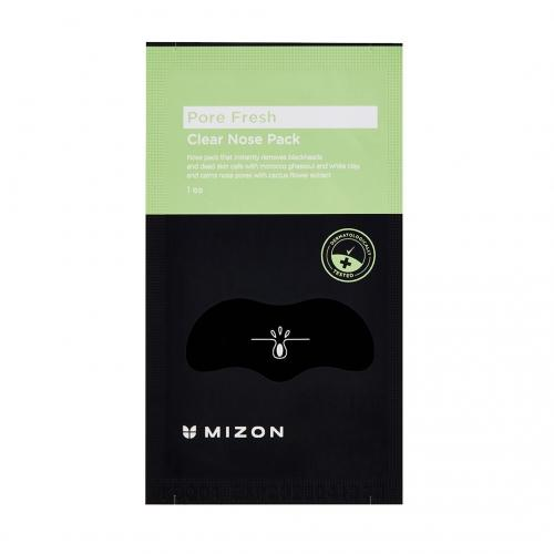 Пачове за нос Mizon Pore Fresh Clear Nose Pack