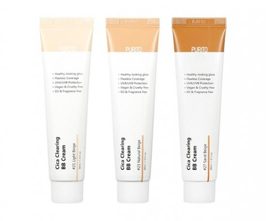 BB крем Purito Cica Clearing BB Cream