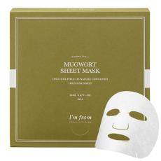 I'm from Mugwort Sheet Mask