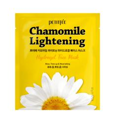Petitfee Chamomile Lightening Hydrogel Face Mask 32 g