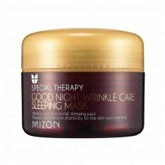 Нощна Маска Mizon Good Night Wrinkle Care Sleeping Mask 75 ml.