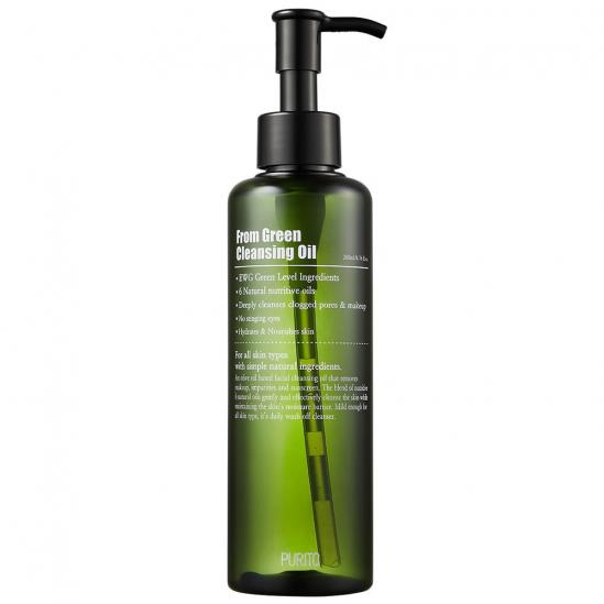 Почистващо Олио PURITO From Green Cleansing Oil 200 мл.