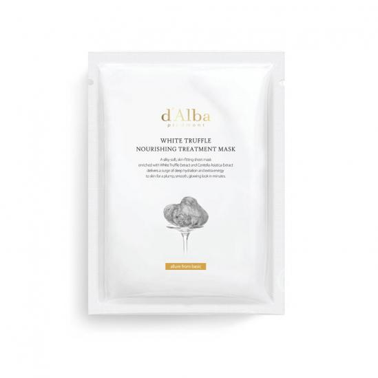 D'Alba White Truffle Nourishing Treatment Mask