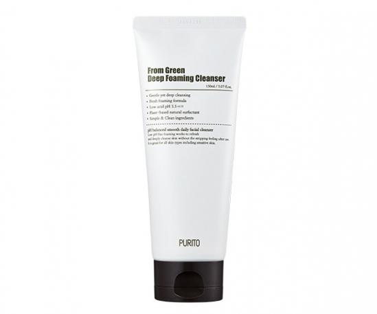 Пяна за лице PURITO From Green Deep Foaming Cleanser 150 ml