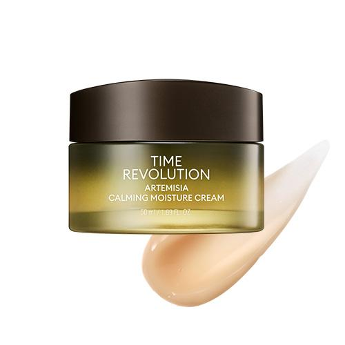 Крем за лице MISSHA Time Revolution Artemisia Calming Moisture Cream 50 мл