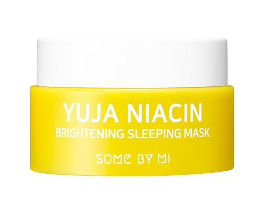 Нощна Маска за Лице Some By Mi Yuja Niacin Miracle Brightening Sleeping Mask 15 г.